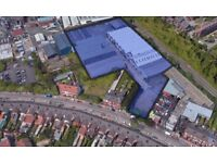 Industrial Units for Sale / To Let