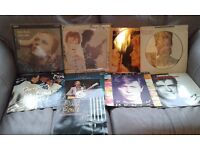 Collection of Bowie Vinyl. 24 Albums, 3 Double Albums, 3 12 inch singles and 10 inch EP.
