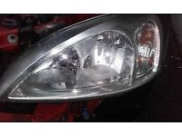 Corsa c / combo head light good comdition £20