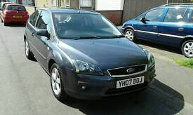 2007/07 ford focus 1.8 climate with service history