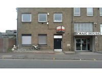 UNIT TO LET FOR OFFICE/WHOLESALE/STORAGE/EBAY SELLERS IN POLLOKSHIELDS