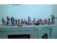 Beano/Dandy collectable figures (28 total)