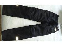 Motorbike Trousers - Furygan Trekker Size Medium