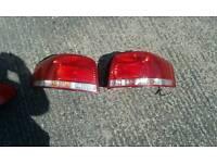 Audi a3 light's