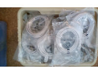50 ethernet cables for sale all in packets