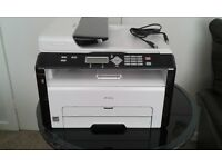Ricoh SP 204SN - Print/Copy/Scan