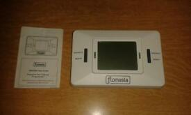 flomasta 2 chanel timer for sale plus unused plumbing fittings for sale.