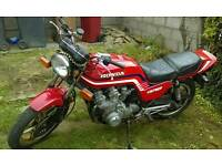 80's MUSCLE BIKE, Honda CB750f, ## FULL YEARS MOT##