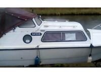 Norman 20 Cabin Cruiser