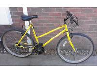 Ladies Retro Muddy Fox StreetCat Hybrid Mountain Bike Bicycle