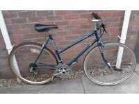 Retro Ladies Dawes Civic Road Racing Hybrid Town City Bike Bicycle