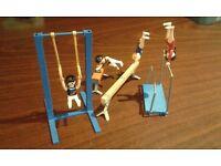 Playmobil gymnastics group
