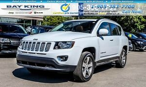 2016 Jeep Compass HIGH ALTITUDE | 4X4 | SUNROOF | SADDLE TAN INT