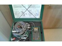Caterpillar 6V3121 Multitech with 6V2100 base service tool