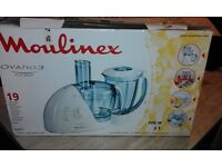 Moulinex Food & Drinks Processor
