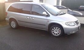 chrysler grand voyager 2.5& 2.8 turbo,injectors,body. body parts,lights etc.. cookstown engine 2.5