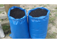 COMPOST. 100% ORGANIC. PACKED FULL OF NUTRIENTS.