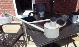Galvanised Haws Watering Can