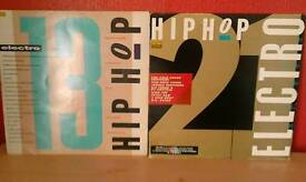 original vinyl records