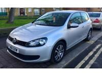 Vw golf VI 1.4 2011 2 keys 2 owner from new