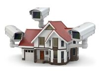 Security cameras WiFi or wired home and small business cookstown