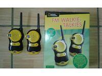 FM Walkie-Talkies