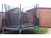 Plum Space Zone 8ft trampoline - collection only