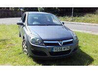 "Vauxhall Astra ""Life"" CDTI, Silver/Grey 5 Door Hatchback, 2006, 1300, Long MOT"