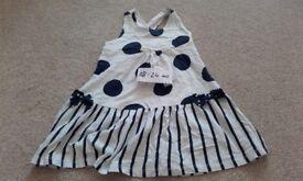 Girls summer dress 18-24 months