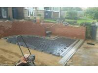 Gardens, Landscaping, Paving, Slabbing, Fencing, Patios. (Competitive & Affordable Prices.)