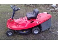 "Castlegarden xe70 ride on mower ""spares or repair"""