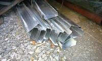 colombages galvanisé