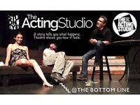 Acting Classes at the Acting Studio