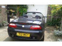 Very low mileage MGTF
