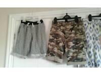 Next Boys Shorts