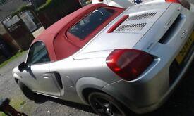 Mr2 roadster