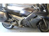 Yamaha FJR 1300 ABS 2004