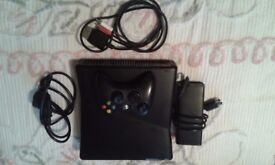 X.BOX 360 CONSOLE ALL READY TO PLAY.