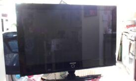 "42"" Samsung plasma tv plus stand"