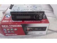 Car Radio Pioneer DEH-1700UBA