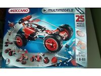 Meccano Multi-model set, 25 different models