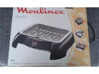 Electric BBQ Moulinex Mambo