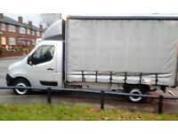 CURTAINSIDER 2011 35CWT MASTER FULL HISTORY HIGH MILEAGE MANY NEW PARTS REDUCED FROM 6500 TO 5500