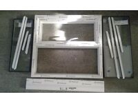 A brand new double glazed UOVC window for £165