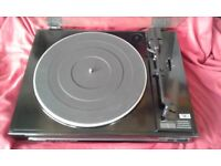 *NOW ONLY £15* MEMOREX TURNTABLE SEPARATES VINYL RECORD PLAYER DECK