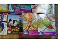 Selection of children's board games