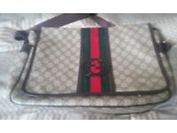 Gucci designer handbag genuine
