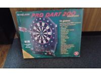 Electronic Pro Darts game