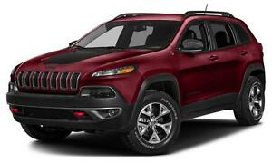 2016 Jeep Cherokee Trailhawk (Full Loaded with Every Option)
