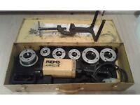 REMS Amigo 2 110v Pipe Threading Machine